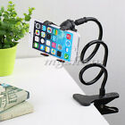 360 Universal Flexible Lazy Bed Desktop Car Stand Mount Holder For Mobile Phones