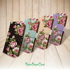 Vintage flower case pu leather flip cover for Samsung Galaxy S4/S5/S6/Note 5/4/3