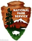 Us National Park Service   (2 Small Or  1 Large)  vinyl Decal