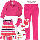 NWT 5-PC LOT Gymboree CIAO PUPPY Girls Size 8 10 Jacket Pants Top Socks Hair SET