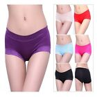 Bamboo Fiber Antibacterial Lady Underpants Briefs Underwear Panties New Lace
