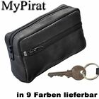 3 Piece / large key case with Loose cash pocket + 2 Keyring / S1108