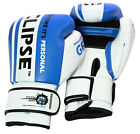 Royal Blue - Genuine Leather Gel Boxing MMA Bag Gloves by  Eclipse Gear