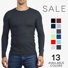 Next Level Thermal Premium Long Sleeve T-Shirt N8201 Basic Plain Tee