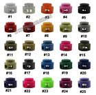 Plastic Colorful Toggle Spring Stop Drawstring rope paracord Cord lock buckles