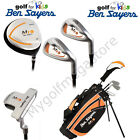"BEN SAYERS M1 JUNIOR SET WITH BAG. 5-8 YEARS OR 9-11 YEARS RIGHT HAND ""NEW"""