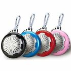 Bluetooth speaker /wireless/portable/hands free call + hanging hook Mini pocket