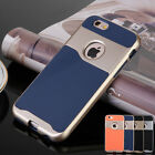 Luxury Hybrid Shockproof Hard Tuff Rugged Cover Case For Apple iPhone 6 6S 4.7""