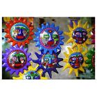 Poster Print Wall Art entitled Ceramic suns, Mexico City