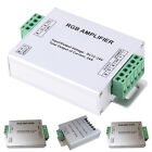 12A 18A 24A 30A RGB Signal Amplifier Repeater Controller For Led Strip Light 12V