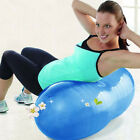 Anti-Burst Yoga Ball Peanut Massage Fitness Exercise Pilates GYM 45*80CM