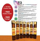 7 Chakra Oil FREE POSTER+POSTAGE 100%Pure Essential Oil Therapeutic Aromatherapy
