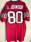 NFL Andre Johnson Houston Texans Authentic American Football Shirt Jersey