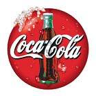 Coca Cola Sticker - Coke Catering Sign Window Decal Cafe Restaurant Ice Cream £12.99  on eBay