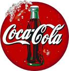 Coca Cola Sticker - Coke Catering Sign Window Decal Cafe Restaurant Ice Cream £18.99  on eBay