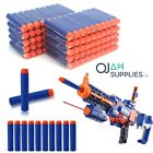 10-800PCS Soft Gun Refill Bullets Darts For NERF N-Strike Series Kids Toy
