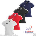 ADIDAS LADIES CLIMALITE POLO SHIRTS  4 COLOURS AND LOTS OF SIZES