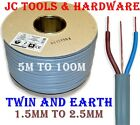 cheap twin and earth cable