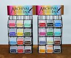 Ranger Archival Ink Pad - Multiple Colors - your choice  - NEW