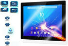 Genuine Clear Tempered Glass Screen Protector For Samsung Sony iPad HTC Tablet