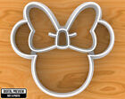 Minnie Mouse Cookie Cutter, Selectable sizes.