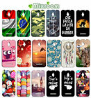 CASE COVER CASE SOFT IN SILICONE FOR VODAFONE SMART 4 TURBO FANTASIES F