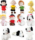 Aurora Plush Peanuts Soft Toy Snoopy Woodstock Charlie Brown Lucy Schultz