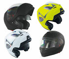 MOTORCYCLE FLIP UP HELMET FULL FACE MODULAR CRASH HELMET FLIP UP FRONT HELMET