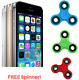 photo of APPLE IPHONE 5S GSM FACTORY UNLOCKED AT&T T-MOBILE STRAIGHT TALK + FREE Spinner