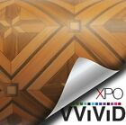 Parquette Inlay Architectural Wrap Vinyl Film Home Office DIY VViViD Sheet Decal