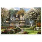 Poster Print Wall Art entitled Victorian Home