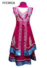 Pink Indian girls lacha children bollywood saree wedding lehenga kids uk 1131