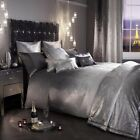 OMBRE Slate bedding range by Kylie Minogue, Duvet / Pillowcases / Throw / Cus...