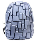 Madpax Heavy Metal Blok Full Pack Backpack Anthracite