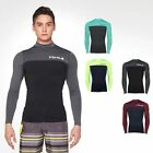 Mowave men's Charlie rashguads swimwear surfing shirts baselayers compression