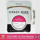 0.33mm (28 AWG) - Comp SS316 (Marine Grade Stainless Steel) Wire -  9.01 ohms/m