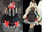 H-017 VOCALOID 3 Mayu Original Cosplay Kostüm Set Kleid costume dress Lolita Maß