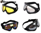 4Color UV400 Wind Dust kite surfing jet ski Tactical Goggle Glasses Colourful A