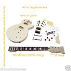 7 types, Bass for Student & Luthier Electric Guitar TOP DIY Guitar Kit