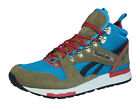 Reebok GL 6000 Mid Mens Mid Top Trainers / Shoes - Brown and Blue - M41524