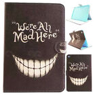 Black & Teeth PU Leather Magnetic Stand Case Cover for Apple iPad 2 3 4 Mini Air