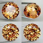 150 cts -100 cts Excellent Sparkling Round Lab Champagne Diamond Gem AAA A39