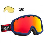 New Electric EGB2 Blue Fronds Bronze Red Chrome Snow Ski Snowboard Goggles