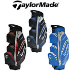 TaylorMade Golf 2016 Waterproof Cart/Trolley Bag 14 Way Top - 3 Colours - New