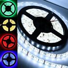 Waterproof /Non-waterproof 5M 300 LED 5050 SMD Strip Light 60Leds/M Flexible 12V