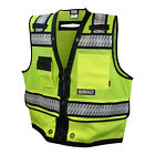 Внешний вид - DEWALT DSV521 HEAVY DUTY Class 2 Heavy Duty Surveyor Vest