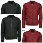Mens Designer Only & Sons Stylish Trendy Summer Jacket Chino Coat Varsity Top