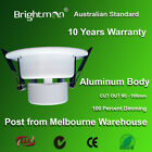 10W IC LED DOWNLIGHT KIT DIMMABLE 90MM 92MM CUTOUT NATURE WHITE 950LM SAA/RCM