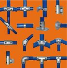 """Tube Clamps - Pipe Fittings - Suit 29.6mm Outside Diameter Tube - 3/4"""" NB"""