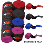 Hand Wraps Bandages Boxing Fist Inner Gloves Muay Thai MMA Punching Pair